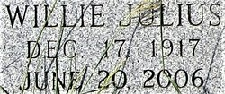 """Willie Julis """"Bill"""" Matson"""