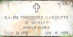 Ralph Theodore Garoutte