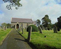 St Harmon,  St Garmon's Churchyard