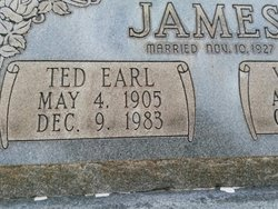 Ted Earl James