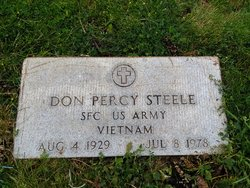 Don Percy Steele