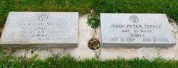 """John Peter """"Jack"""" Steele"""