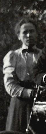 Julia Fredericka <I>Stark</I> Whitney