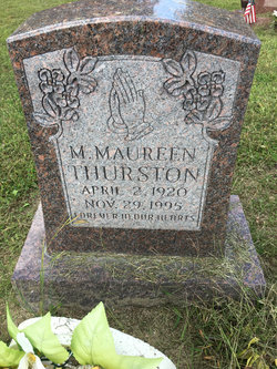 M. Maureen Thurston