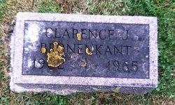 Clarence Joseph Aloysius Bronenkant