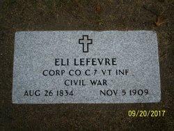 Eli LeFevre