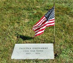 """Paulina """"Polly"""" <I>Hoadley</I> Hathaway"""