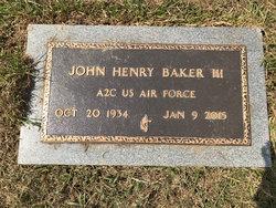 John Henry Baker III