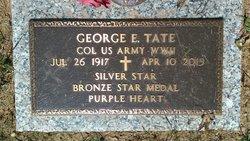 George Edwin Tate, Sr