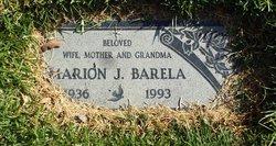Marion J <I>Lakey</I> Barela