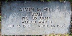 Alvin Moroni Hill