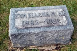 Eva Ellena <I>Warner</I> Beal