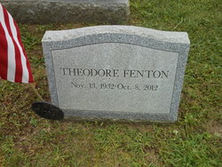 "Theodore H. ""Ted"" Fenton"