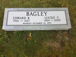 Lucile <I>Cummings</I> Bagley