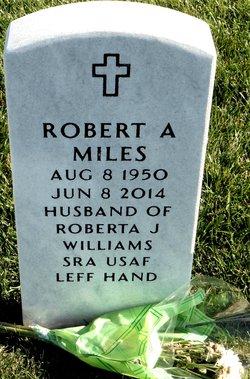 Robert A Miles
