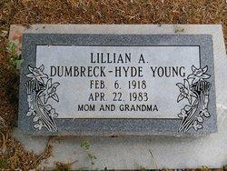 Lillian Antoinette <I>Dumbreck</I> Young