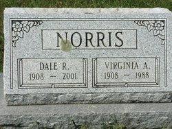 Virginia Adeline <I>Hack</I> Norris