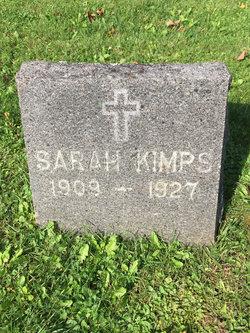 Sarah A. Kimps