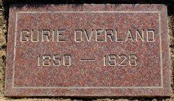Gurie <I>Gjeldnes</I> Overland