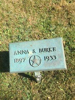 Anna <I>Stevens</I> Burke