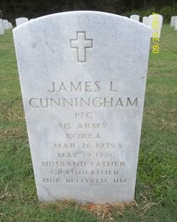 James L Cunningham