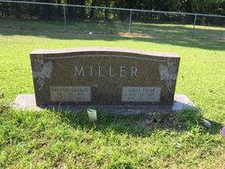 Francis Winfred <I>Garrett</I> Miller