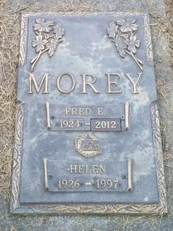 Helen <I>Magyar</I> Morey