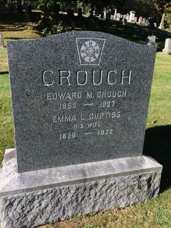 Emma L <I>Curtiss</I> Crouch