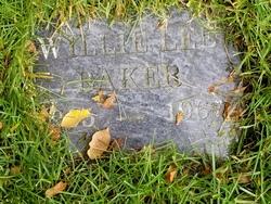Willie Lee Baker