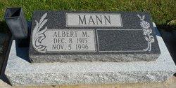 Albert M Mann
