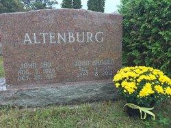 Joan Murray <I>Hansen</I> Altenburg