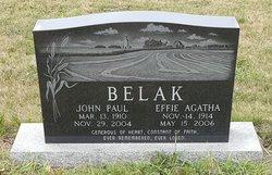 Effie Agatha Belak