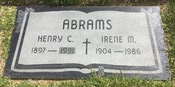 Henry C Abrams