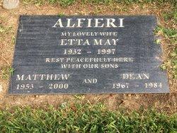Matthew F Alfieri