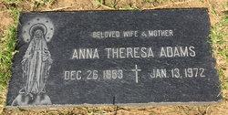 Anna T Adams