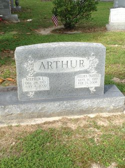 Thelma Irene <I>Parrish</I> Arthur