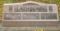 Horace Lathberry