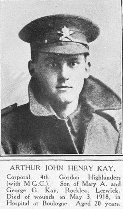 Arthur John Henry Kay