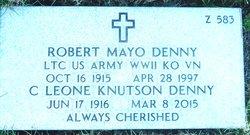 Robert Mayo Denny
