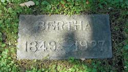 Bertha <I>Leistikow</I> Bartelson