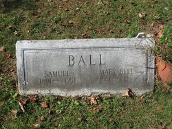Mary Belle <I>Bishop</I> Ball