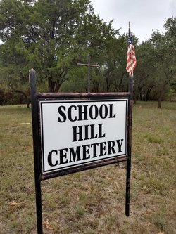 Old School Hill Cemetery