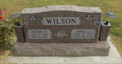 Naomi Nadine <I>Dodson</I> Wilson
