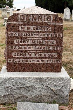 John W Dennis