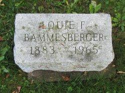 Louie Ferdinand Bammesberger