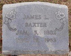 James L Baxter
