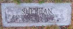 Margaret Cecelia <I>Keane</I> Sheehan