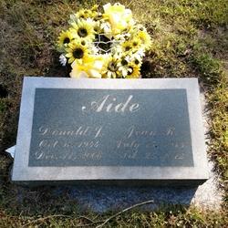 Donald J. Aide