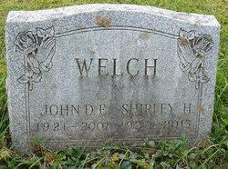 John D.E. Welch