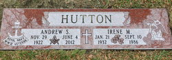 Irene M. Hutton